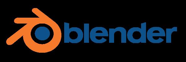 Offizielles Logo von Blender.org