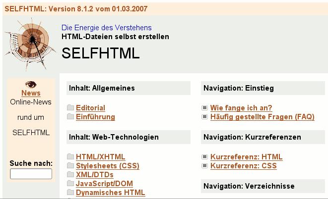 SELFHTML