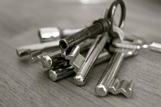 Die Schlüssel zum ...