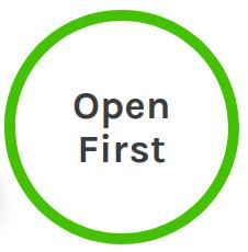 Open First