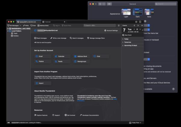Firefox Dark Mode