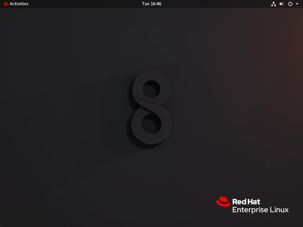 RHEL Desktop